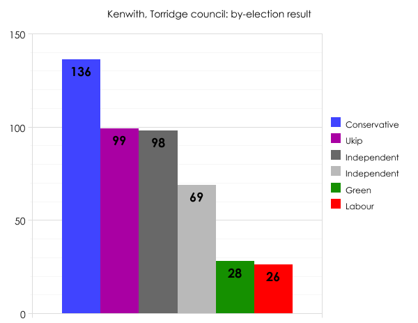 Torridge by-election