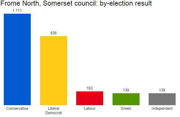 Somerset by-election
